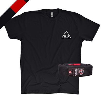 tshirt de jjb pour ceinture noire