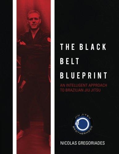 la couverture du livre de jiu jitsu The Black Belt Blueprint