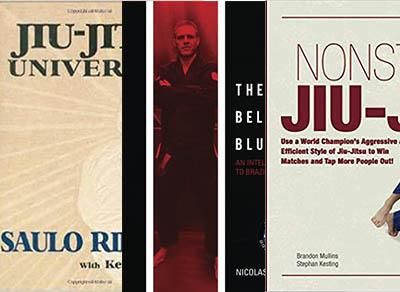 des livres sur le jiu jitsu brésilien